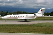 Gulfstream Aerospace G-IV Gulftream IV SP (A9C-BAH)