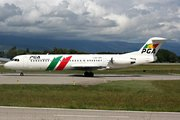 Fokker 100 (F-28-0100) (CS-TPD)