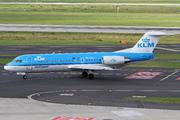 Fokker 70 (F-28-0070) (PH-KZO)