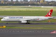 Airbus A321-231 (TC-JSC)