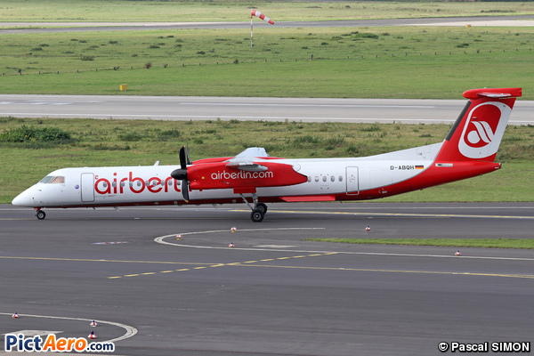 Bombardier Dash8-Q402 (LGW Luftfahrtgesellschaft Walter)