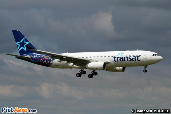 Airbus A330-243 (Air Transat)