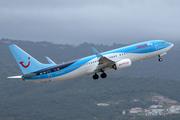Boeing 737-8K5(WL) (OO-JAY)
