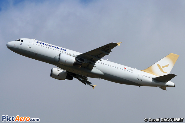 Airbus A320-214 (Free Bird Airlines)