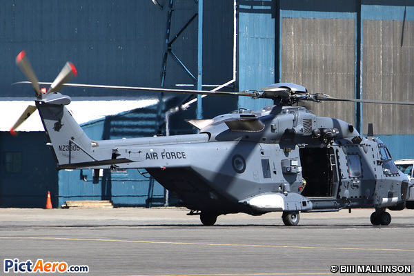 NH Industries NH-90 TTH (New Zealand - Royal New Zealand Air Force (RNZAF))