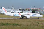 Embraer ERJ-195LR (ERJ-190-200LR) (EC-LKX)