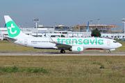 Boeing 737-8K2(WL) (F-HTVC)