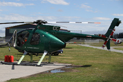 Hughes 369E (ZK-HCC)