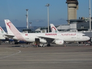 Airbus A320-214 (TS-IMR)