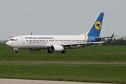 Boeing 737-8FZ(W) (UR-PSM)