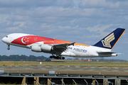 Airbus A380-841 (9V-SKJ)