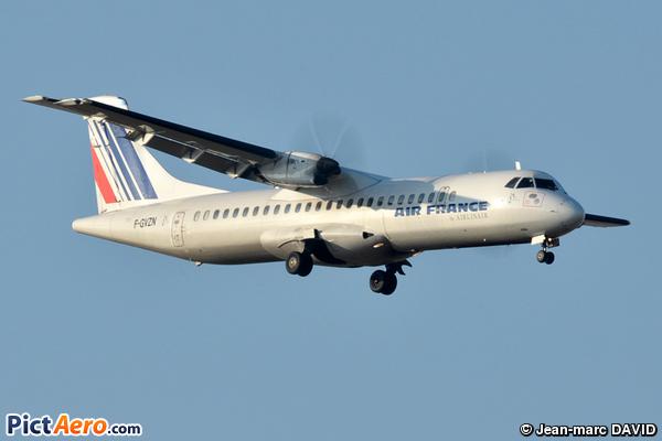 ATR 72-500 (ATR-72-212A) (Airlinair)
