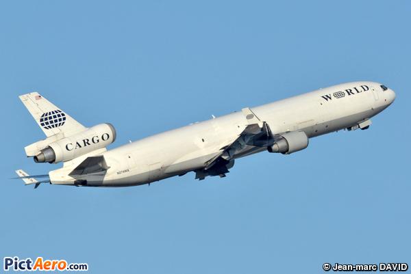 McDonnell Douglas MD-11/F (World Airways)