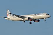 Airbus A321-211 (F-GTAT)