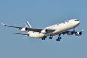 Airbus A340-313X (F-GNIG)