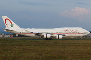 Boeing 747-45E/SCD (CN-MBH)