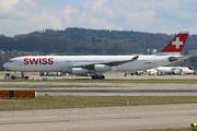 Airbus A340-313X (HB-JMN)