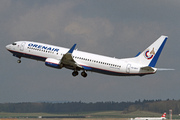 Boeing 737-8LJ(WL) (VQ-BVV)