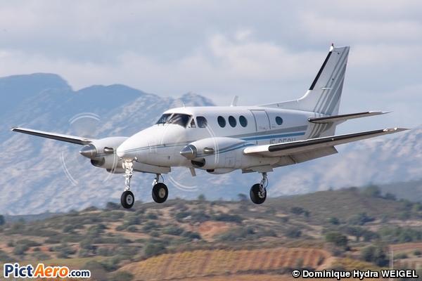 Beech C90 King Air (Finaero SARL)