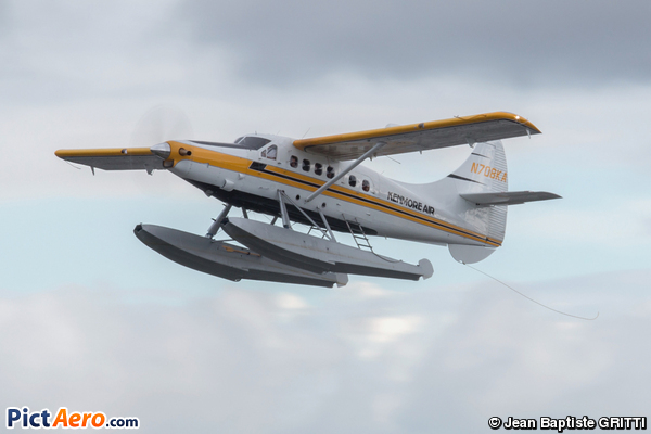 De Havilland Canada DHC3T Turbine Otter (Kenmore Air)