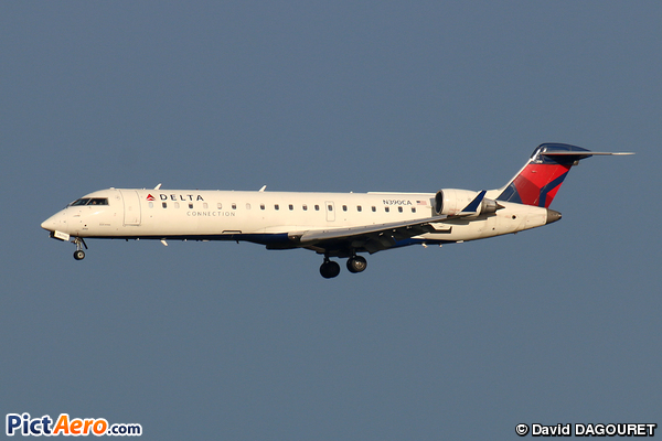 Canadair CL-600-2C10 Regional Jet CRJ-701ER  (Delta Connection (GoJet Airlines))