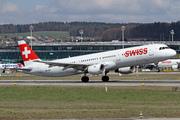 Airbus A321-111 (HB-IOH)