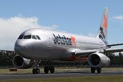 Airbus A320-232 (VH-VFI)