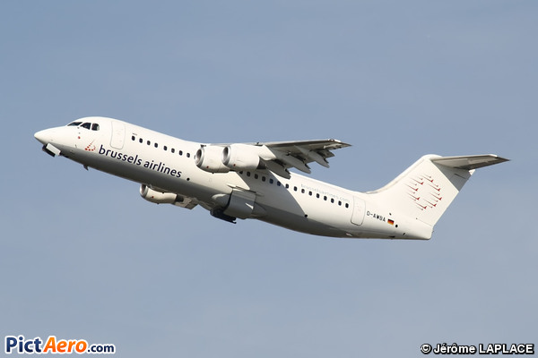 British Aerospace BAe 146-300 (Brussels Airlines)
