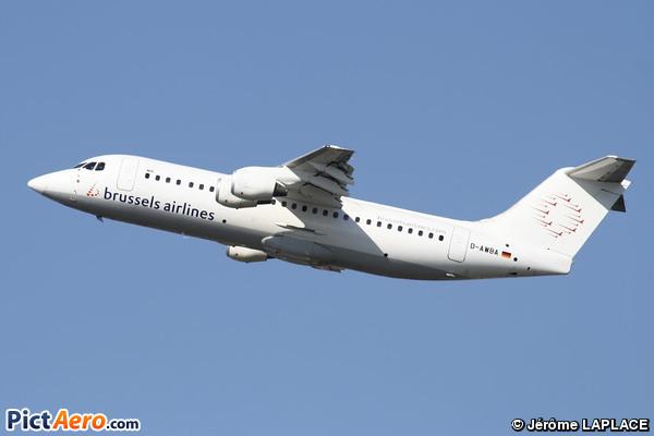 British Aerospace BAe 146-300 (Brussels Airlines)