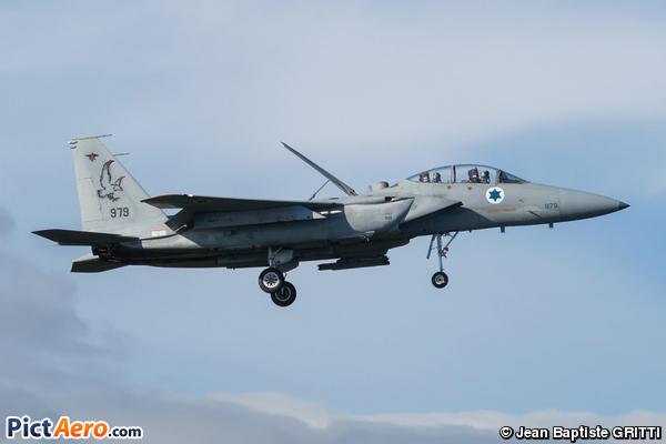 McDonnell Douglas F-15D Eagle (Israel Air Force)