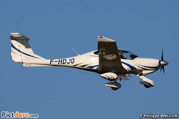 Diamond DA-40D Diamond Star (Privé / Private)