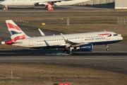 Airbus A320-232 (G-EUYX)