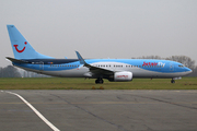 Boeing 737-8K5 (OO-JLO)
