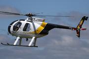 Hughes 369D (ZK-HVT)