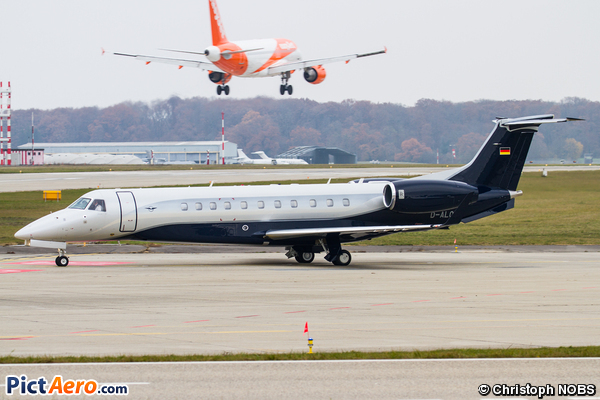 Embraer ERJ-135BJ Legacy 650 (Air Hamburg Private Jets)