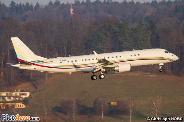 Embraer Lineage 1000 ERJ-190-100-ECJ (Flying Service)