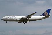 Boeing 747-422 (N199UA)