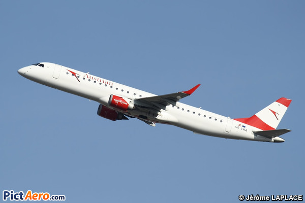 Embraer ERJ-190-200LR (Austrian Airlines)