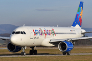 Airbus A320-214 (LY-SPG)