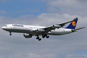 Airbus A340-313X (D-AIGU)