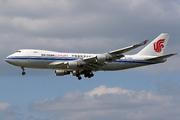 Boeing 747-47UF/SCD (B-2476)