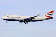 Boeing 747-436 (G-BYGE)