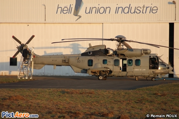 Eurocopter EC-725R2 Caracal (France - Air Force)