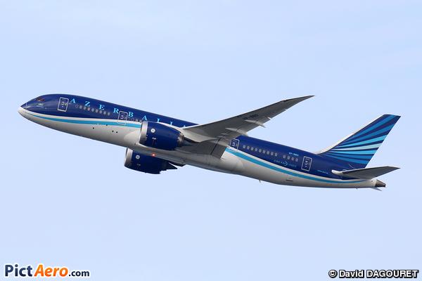 Boeing 787-8 Dreamliner (Azerbaijan Airlines)