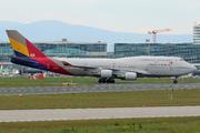 Boeing 747-48E (HL7428)