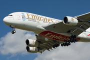 Airbus A380-861 - A6-EDX