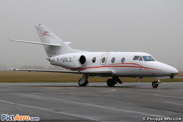 Dassault Falcon 10 (Mattaris SA)