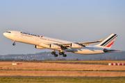 Airbus A340-313X - F-GLZK