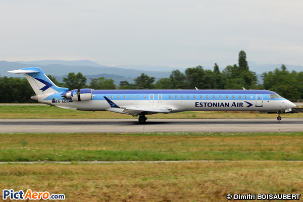 Bombardier CRJ-900 nextgen (Estonian Air)