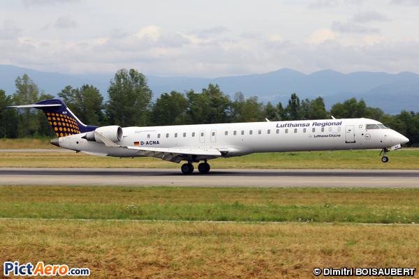 Bombardier CRJ-900LR (Lufthansa CityLine)